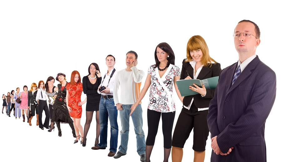 bigstock line of people 12668162 How to Recruit the Content Marketing Dream Team