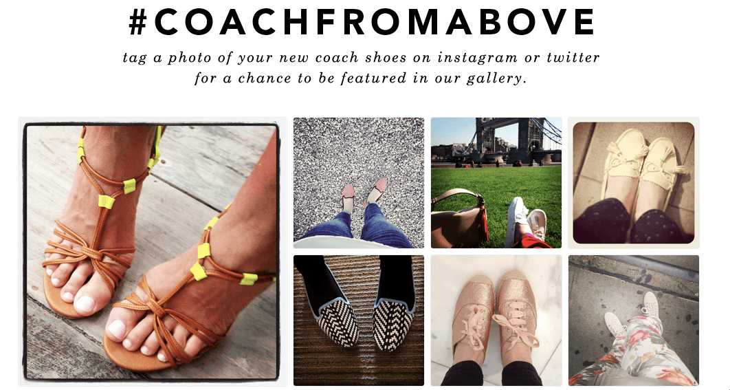 CoachFromAbove Website The Power to Connect Through Visual Storytelling