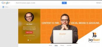 Jay Baer Google Plus