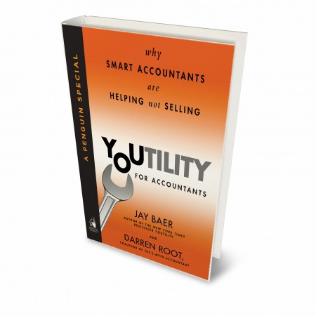 Youtility for Accountants Book Cover
