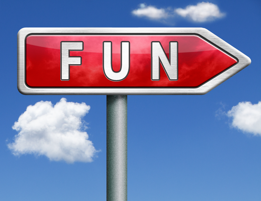 bigstock fun and pleasure roadsign indi 46555735 Why Gamification Works: How Brands are Marketing With Fun