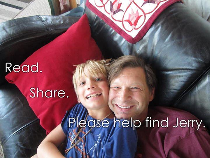 Bring Jerry Home, Bob Pfeifer