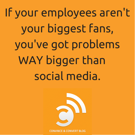 Employee Social Advocacy
