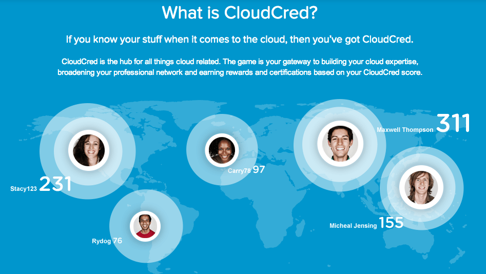 Cloud Credibility by VMware