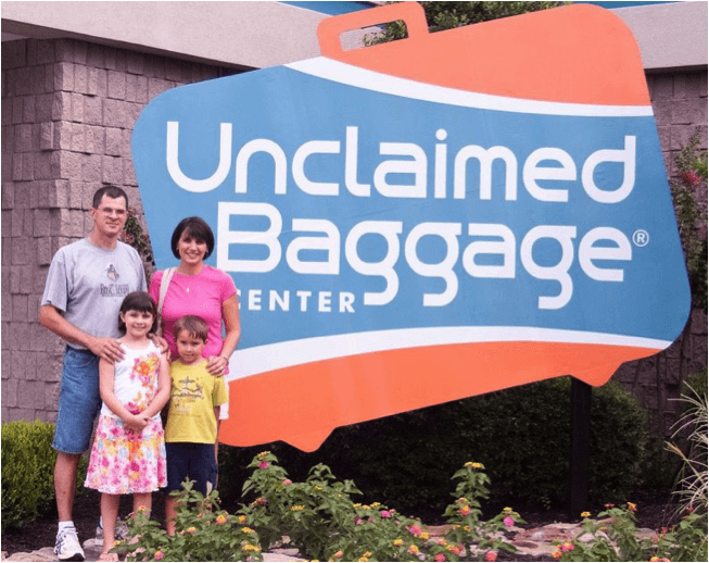 Unclaimed Baggage 2
