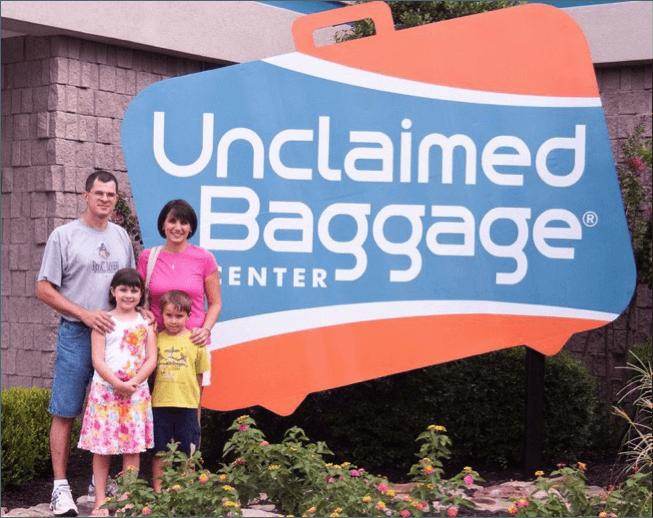 Unclaimed Baggage 2