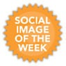 badge image of the week Social Media Highlights From The Boston Marathon