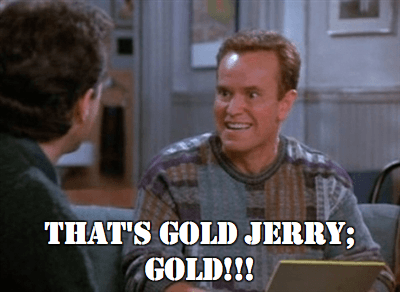thats gold jerry The Stephen King and Joseph Sugarman School of Content Marketing