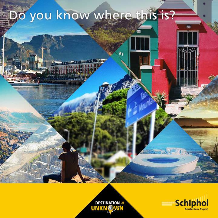 Amsterdam3 Amsterdam's Schiphol Airport Launches Interactive Game Powered By Instagram Photos