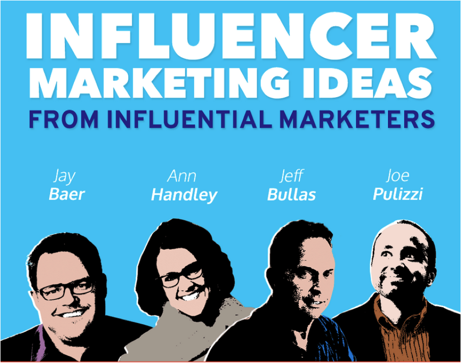 Influencers from Influencers Influencer Marketing, Rick Springfield, and a Bottle Opener that Opened Doors