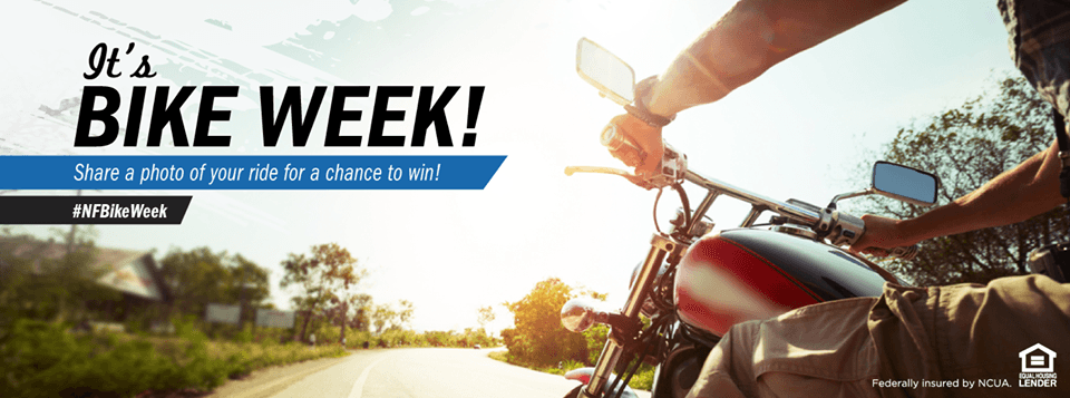 NFBikeWeek Using Social Media to Win Hearts in Financial Services