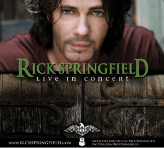 Rick Springfield Influencer Marketing, Rick Springfield, and a Bottle Opener that Opened Doors