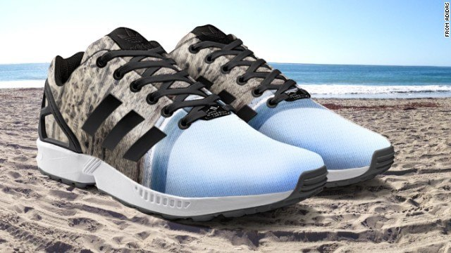 Adidas Instagram Custom Sneakers