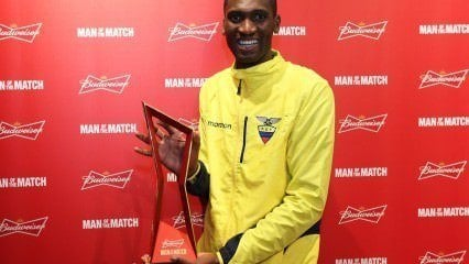 Budweiser's Man of the Match