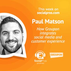 Social Pros Paul Matson