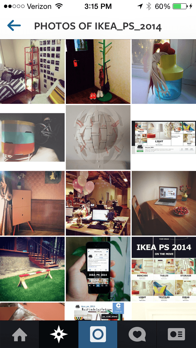 IkeaInstagram4 Ikea Russia Launches First Ever Instagram Website