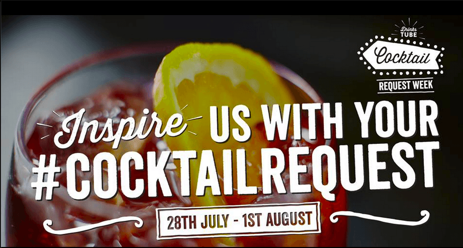 JamieOliverDrinksTube1 Jamie Oliver's Cocktail Request Week Mixes Community Storytelling With Amazing Drinks