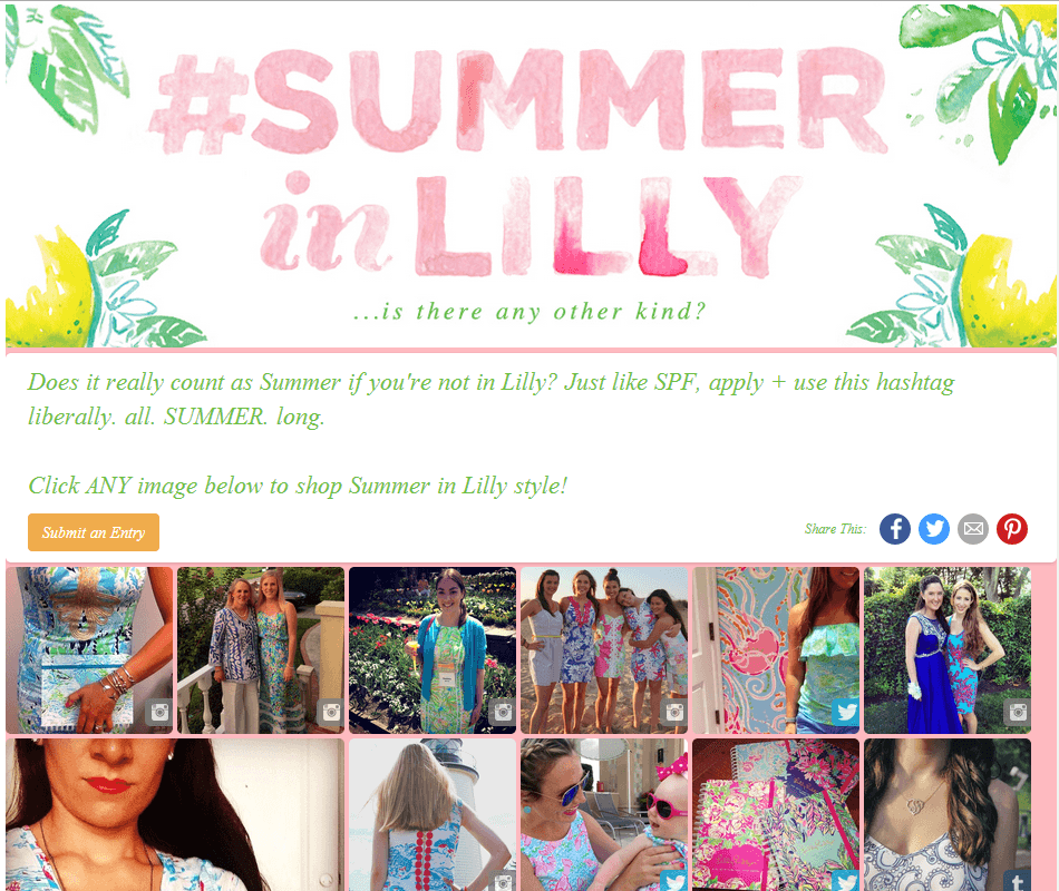 Lilly Pulitzer Four Key Strategies to Reclaim a Branded Social Experience