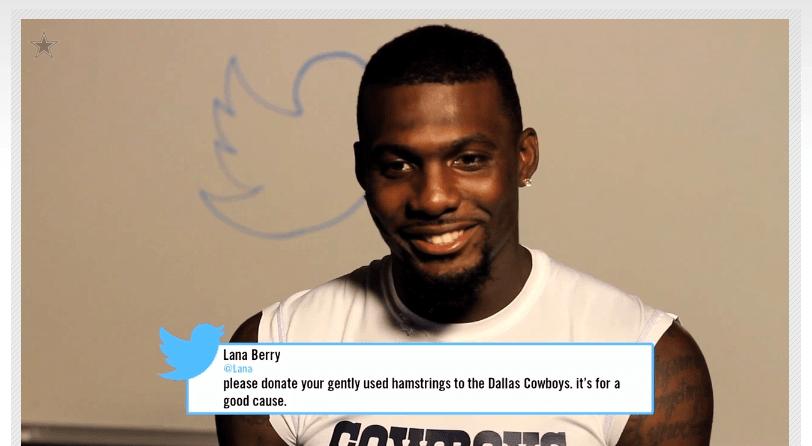 Screenshot 2014 07 02 22.35.29 Mean Tweets: The Dallas Cowboys Edition