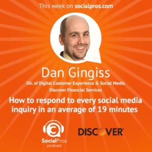 Social Pros with Dan Gingiss