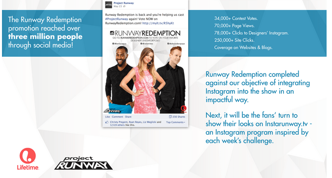 ProjectRunway2 Project Runway Crowdsources Season 13 Casting With Runway Redemption Campaign