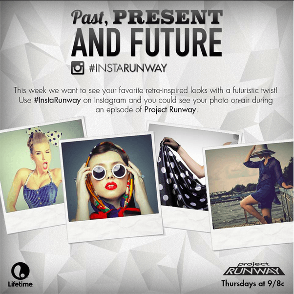ProjectRunway4 Project Runway Crowdsources Season 13 Casting With Runway Redemption Campaign