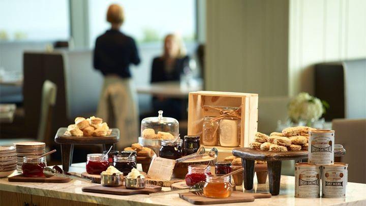 bnadtn omni nashville hotel biscuit bar Using Social Media to Generate Measurable Sales   Its Possible