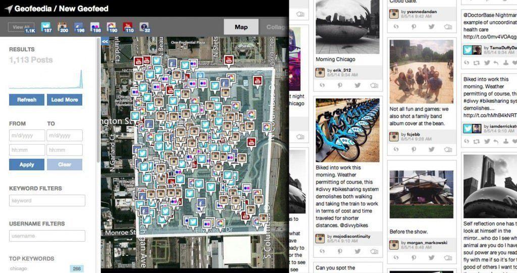 location based social media monitoring 1024x540 Why Location Based Monitoring is Critical to Your Social Media Listening Program