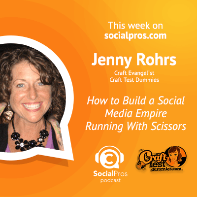 Social Pros: How to Build a Social Media Empire by Running with Scissors