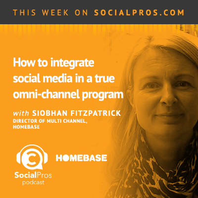 How to Integrate Social Media in a True Omni-Channel Program