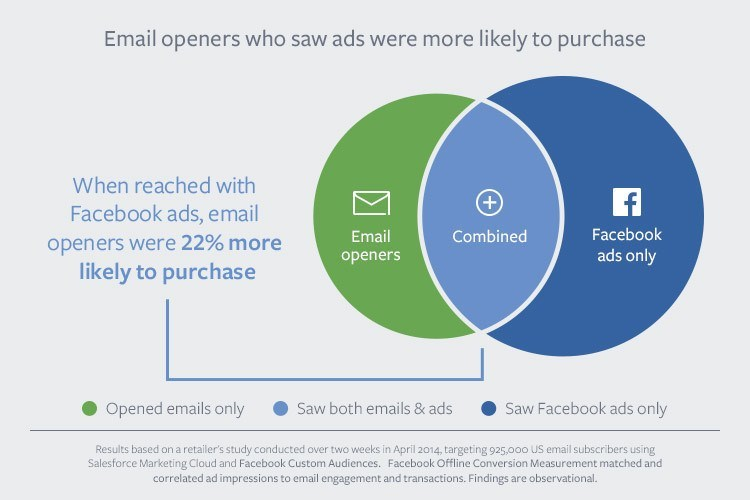 Email and Facebook Active Audiences