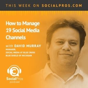 Social Pros Podcast with Dave Murray
