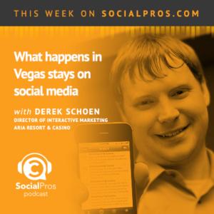 Social Pros Podcast with Derek Schoen