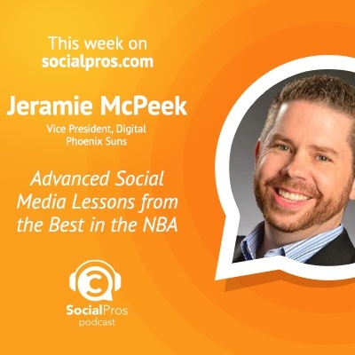 Social Pros Podcast with Jeramie McPeek