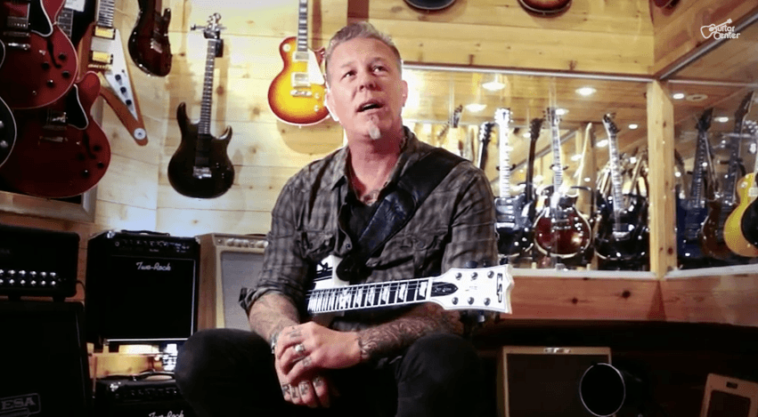 At Guitar Center: The best f****** video content about the greatest feeling on earth