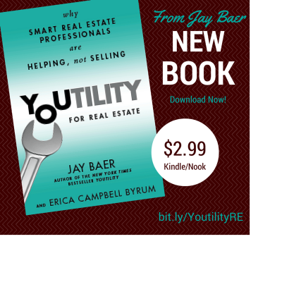 Youtility for Real Estate Available Now