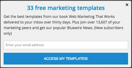 Email List Building: 8 simple tweaks to boost website conversions over 8 per cent