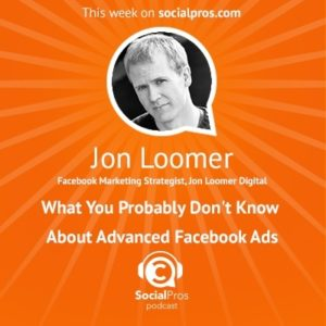 Social Pros Podcast with Jon Loomer