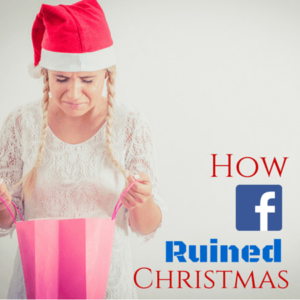 How Facebook Ruined Christmas