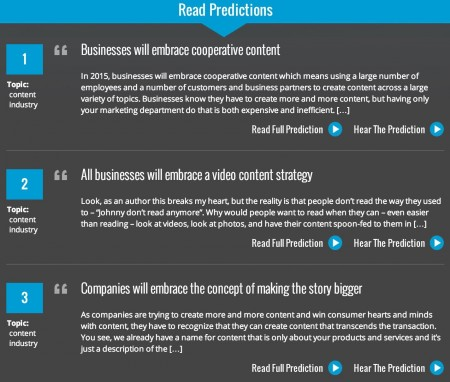 Click image to visit my B2B Predictions for 2015