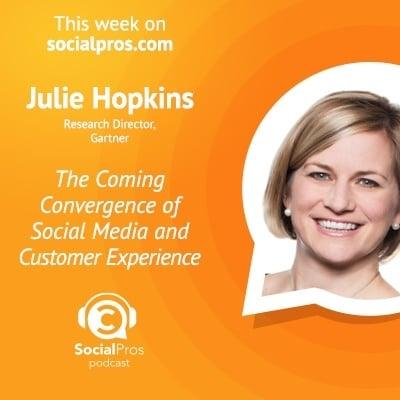 Social Pros Julie Hopkins