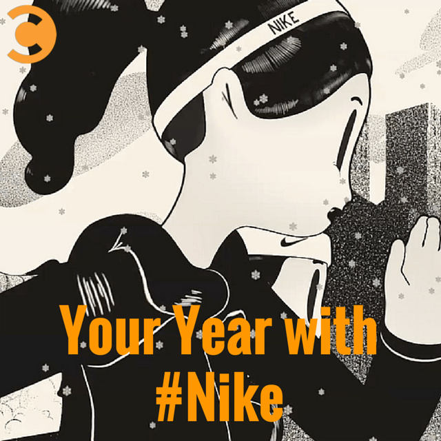 Your Year With Nike