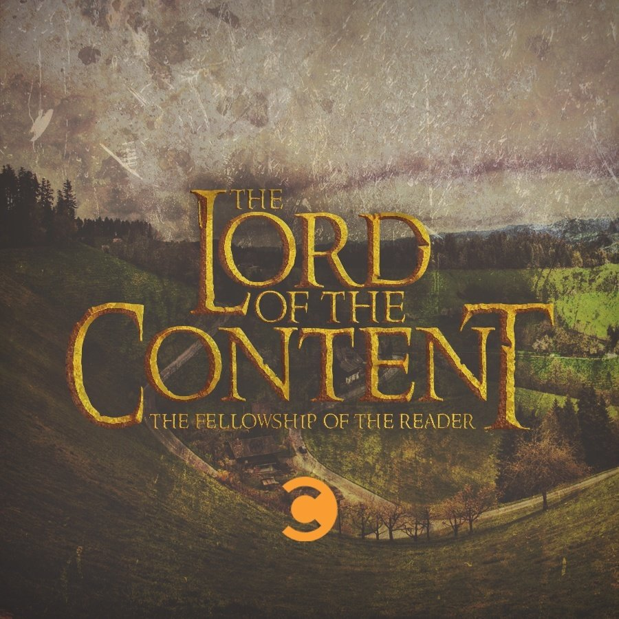 Lord of the Content