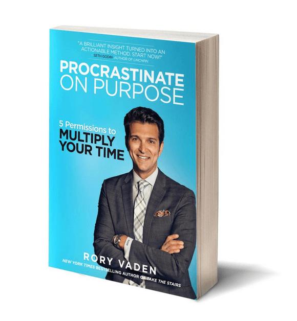 Procrastinate on Purpose