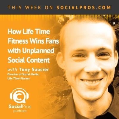 Social Pros Tony Saucier