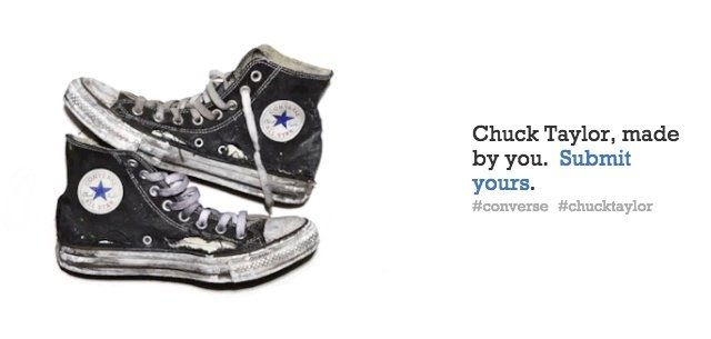 "e9ac6c35b011 Converse Chucks ""Made By You"" – Social Media for Business Performance"