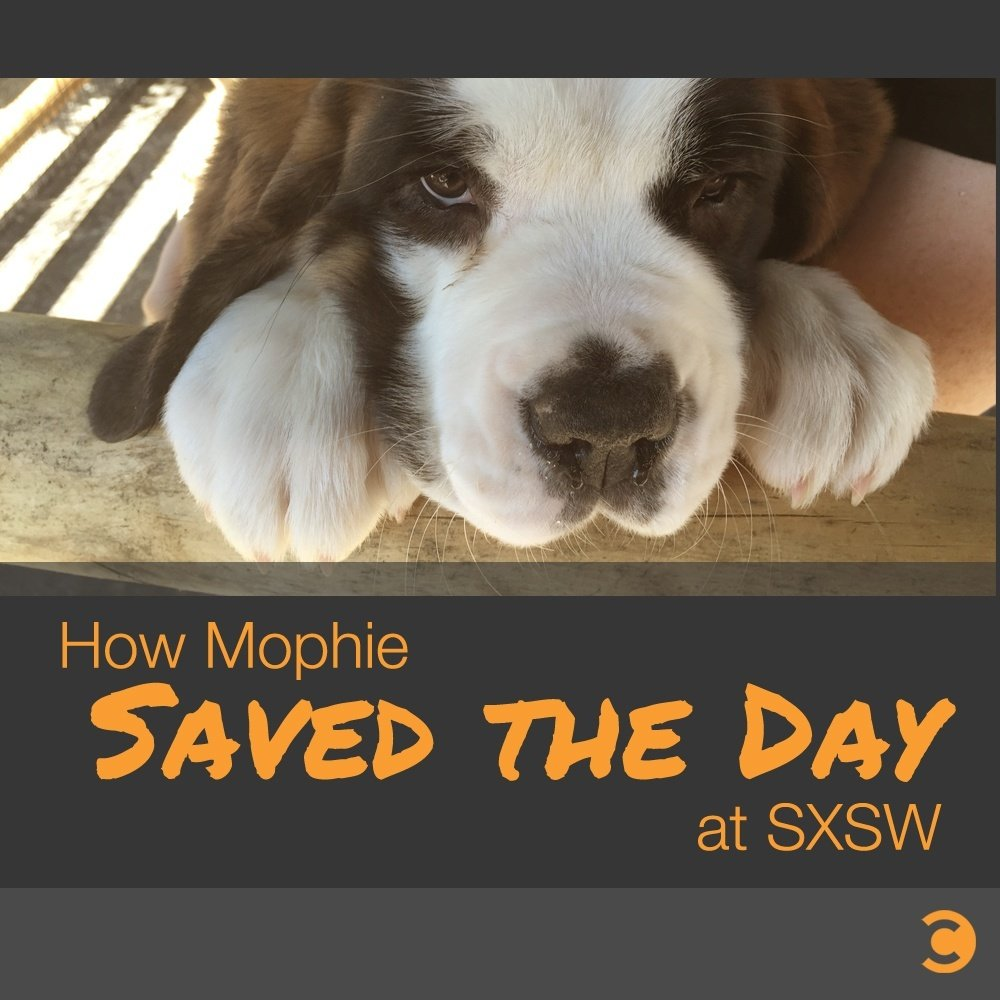 How Mophie Saved the Day at SXSW