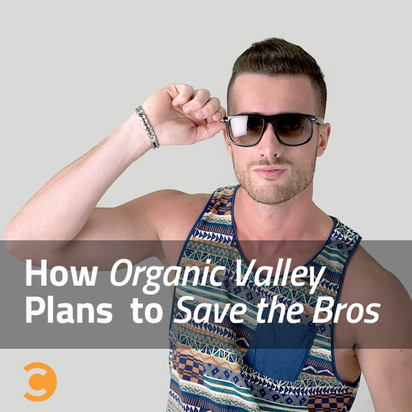 How Organic Valley Plans to Save the Bros