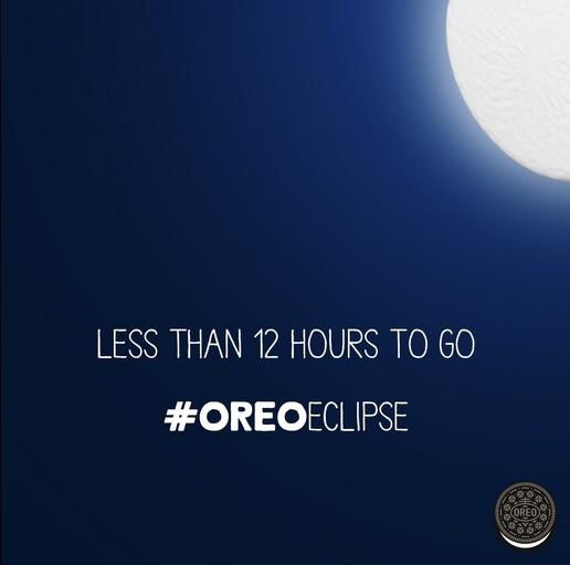 OreoEclipse countdown