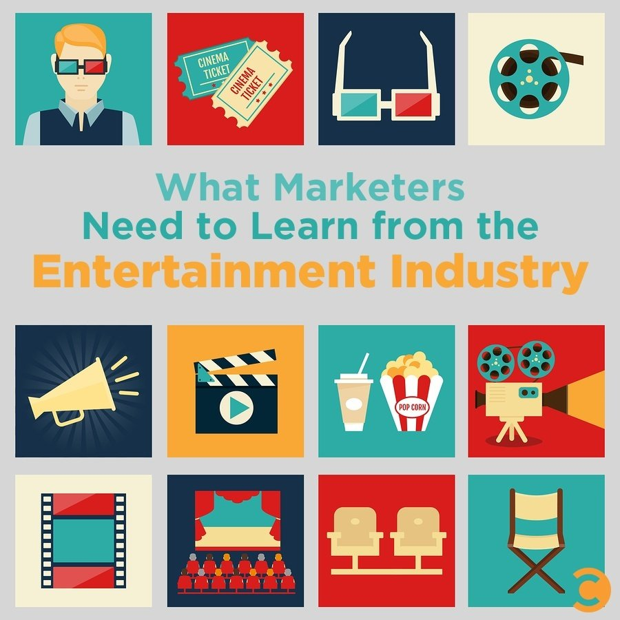What Marketers Need to Learn from the Entertainment Industry
